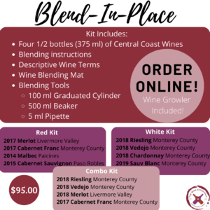 Blending Kits Available!